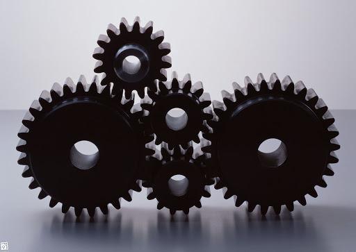 دستگاه های مورد نیز در ساخت چرخ دنده